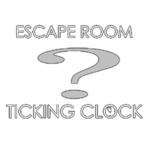 escape room marketing ticking clock