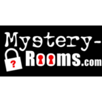 mystery rooms escape room logo